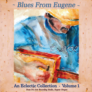 Blues from Eugene Cover